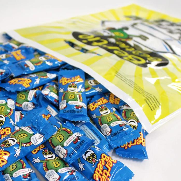 Bertie Beetle BIGGEST Showbag - 100 Bertie Beetle chocolates