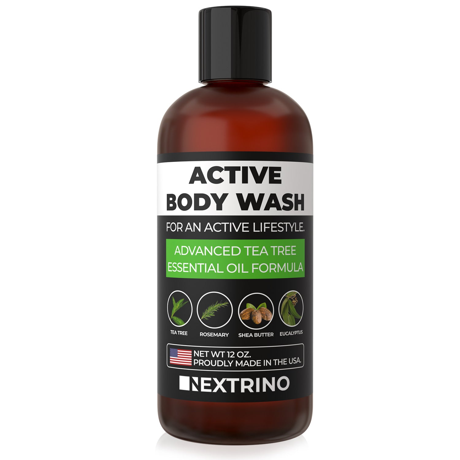 Active Soap Body Wash