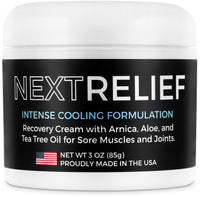 NextRelief Pain Relief Cream