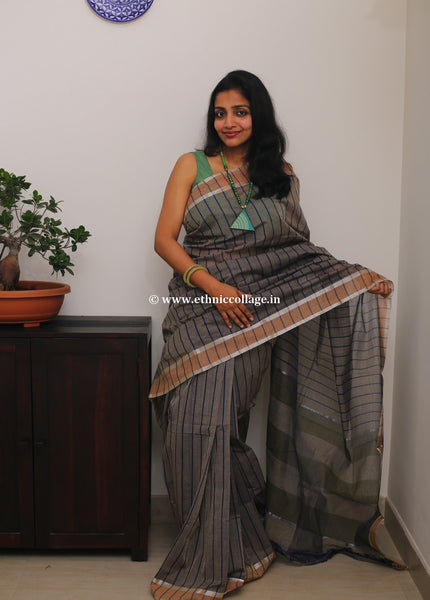 Handloom saree, Handloom sari, Handloom , Cotton saree, Cotton sari, Saree, Handwoven daily wear, Daily wear, handwoven sari , handwoven saree ,