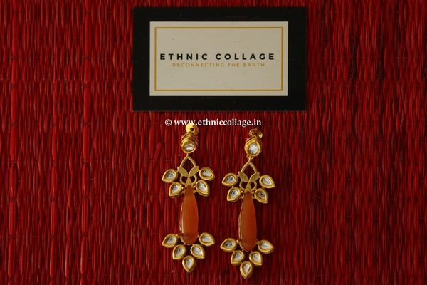 Kundan Inspired Earrings