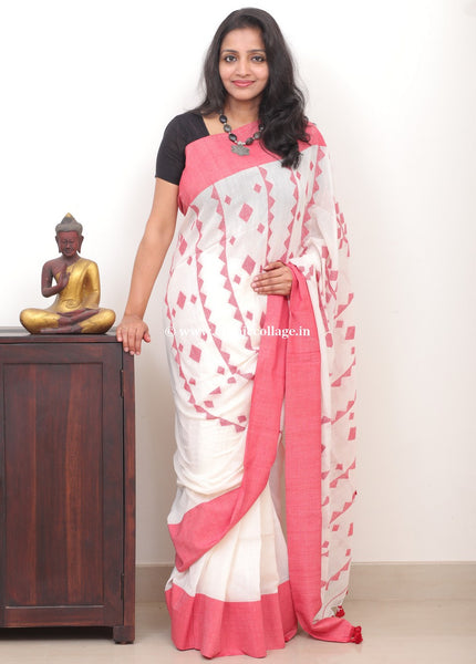 Khadi cotton sarees , Handloom sarees for all occasion , daily wear Khadi sareee, Khadi cotton