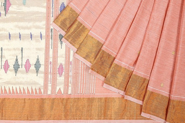 HandWoven Cotton Paithani Saree (PAI1CSAR71)