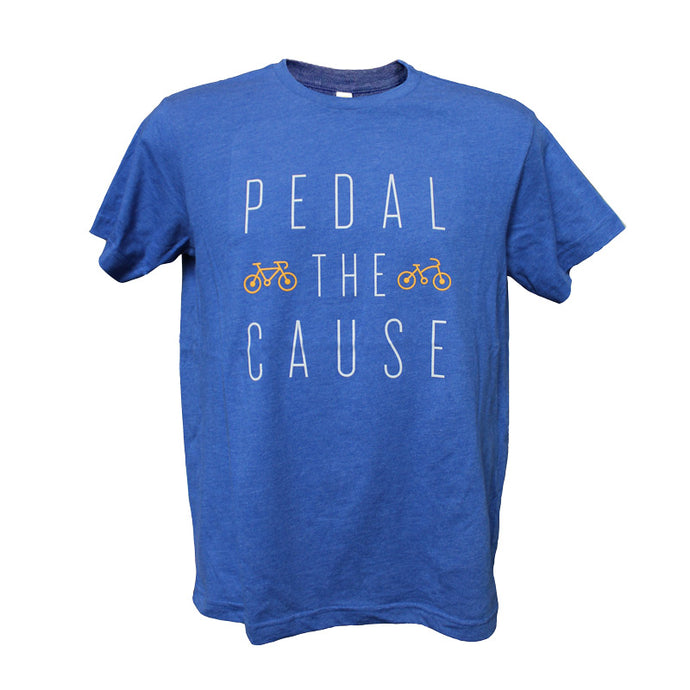 Youth & Toddler Pedal the Cause Tee Shirt