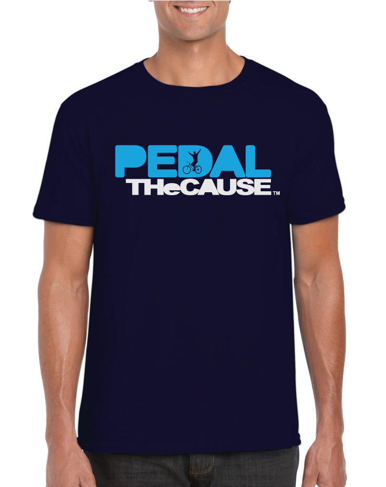 PTC Logo Tee Shirt in Navy