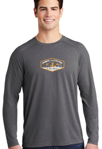 Men's Long Sleeve Tech Tee