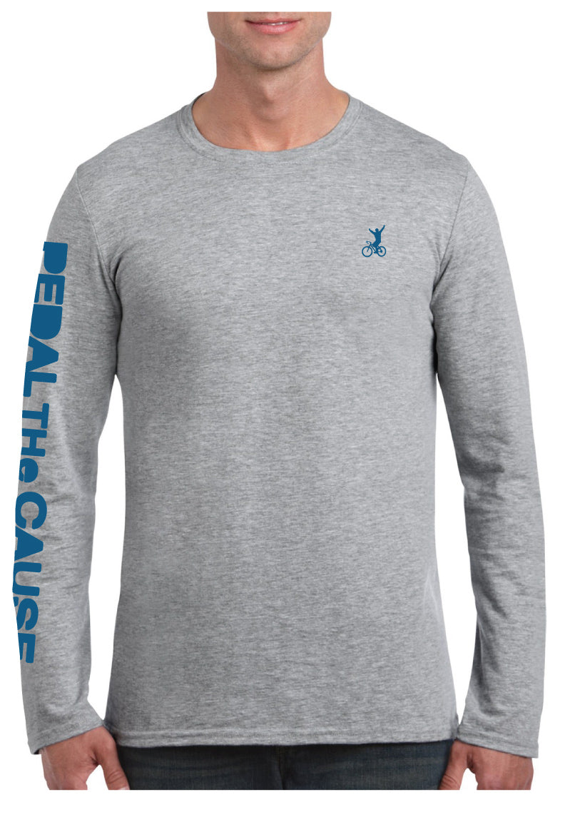 Rider Guy Long Sleeve Tee Shirt