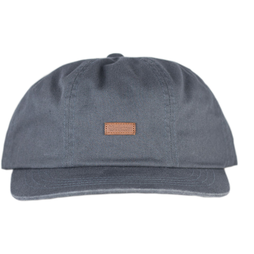 Brixton - McDowell Cap Washed Navy - Foundry Mens Goods