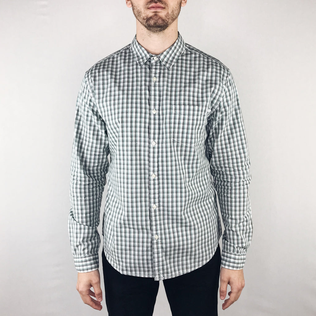 Life After Denim - Dias Shirt Long Sleeve Pacifico - Foundry Mens Goods