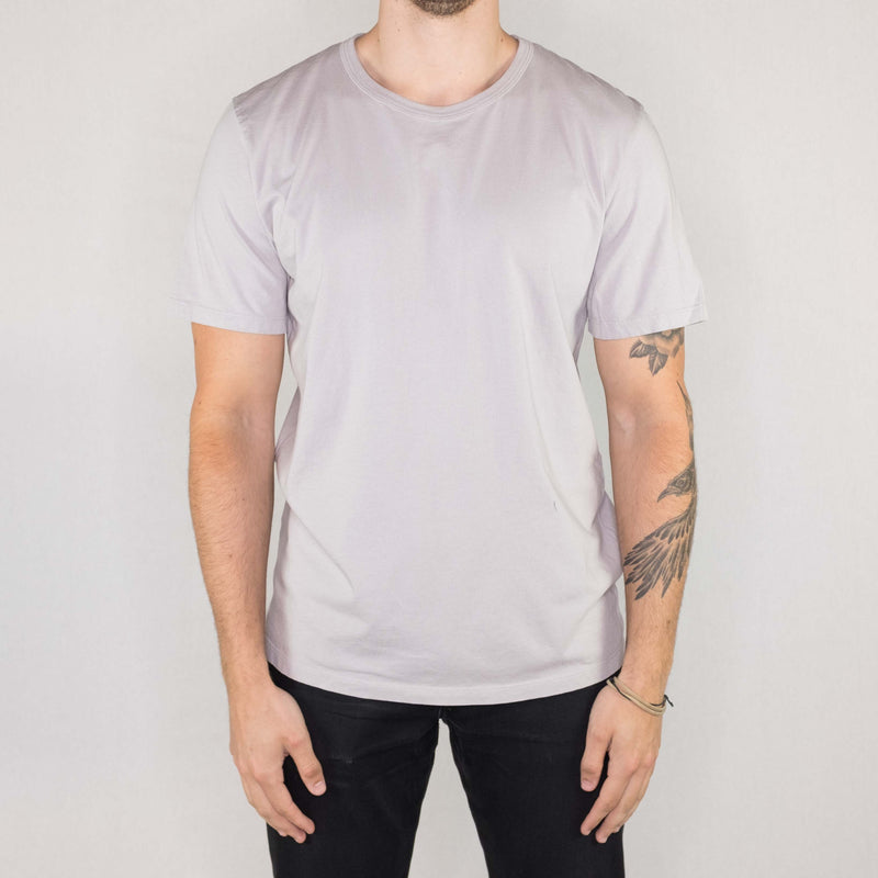 Groceries Apparel - Heritage Tee Mineral - Foundry Mens Goods