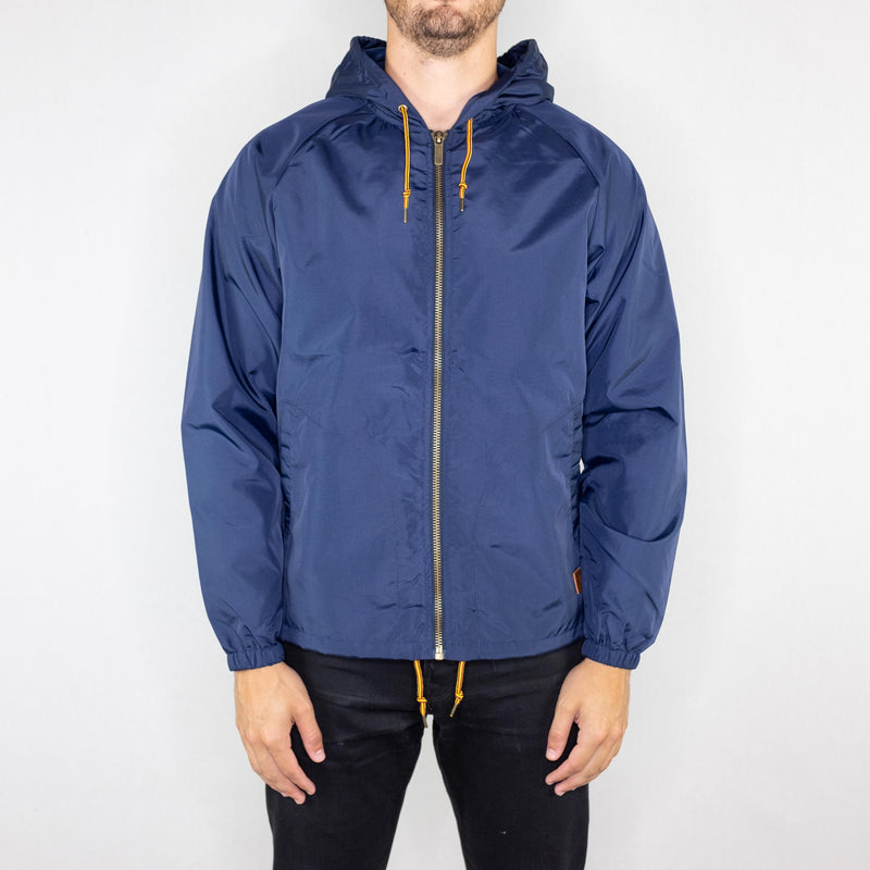 Brixton - Claxton Jacket Navy - Foundry Mens Goods