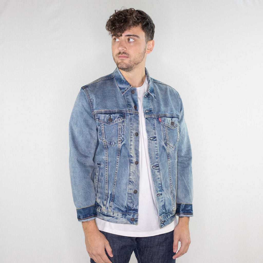 Levi's Premium - Trucker Denim Jacket - Foundry Mens Goods
