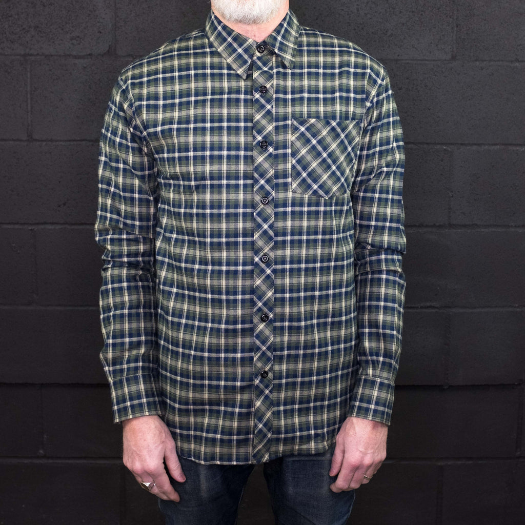 Vivix - Swamp Shirt Long Sleeve Flannel
