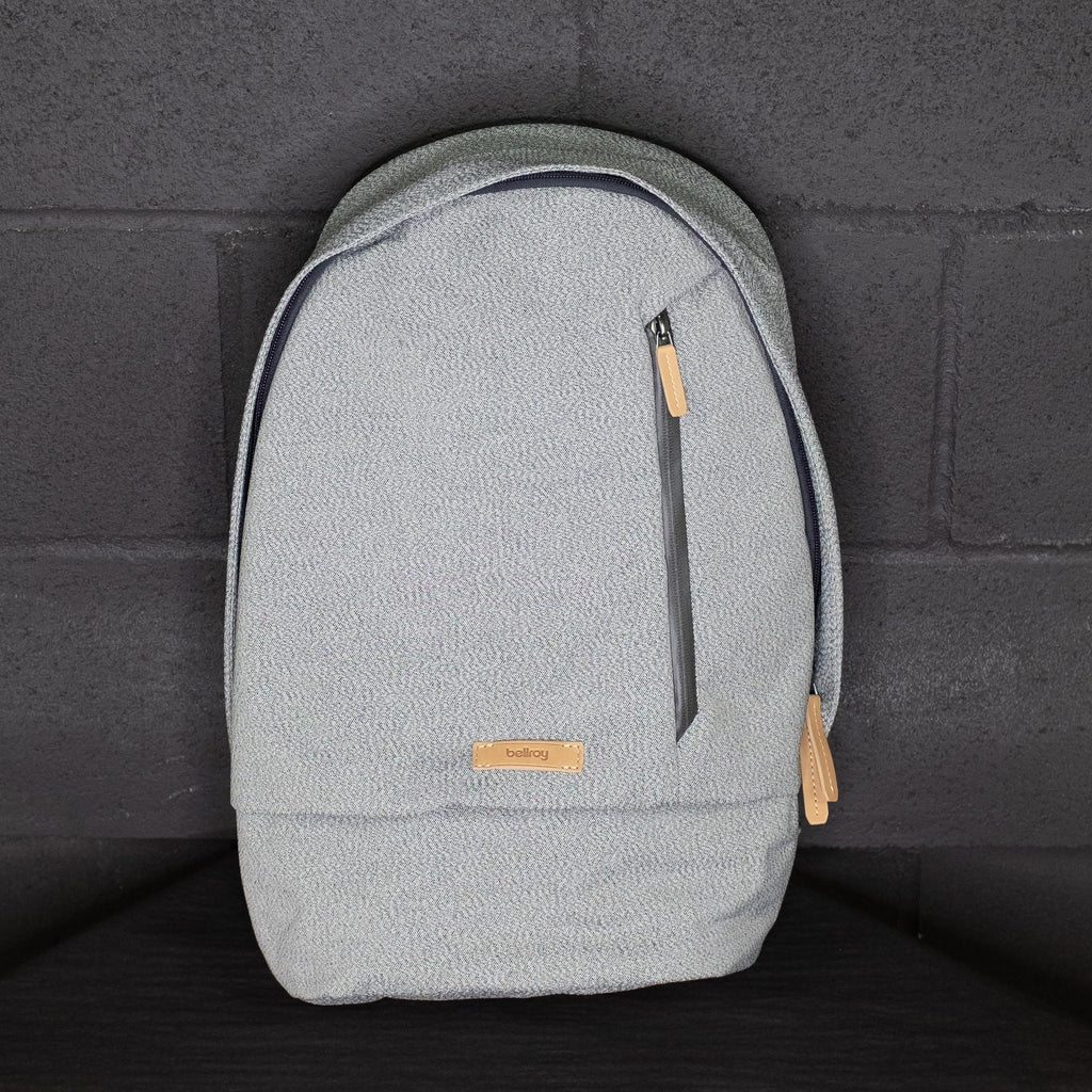 Bellroy - Campus Backpack Ash - Foundry Mens Goods