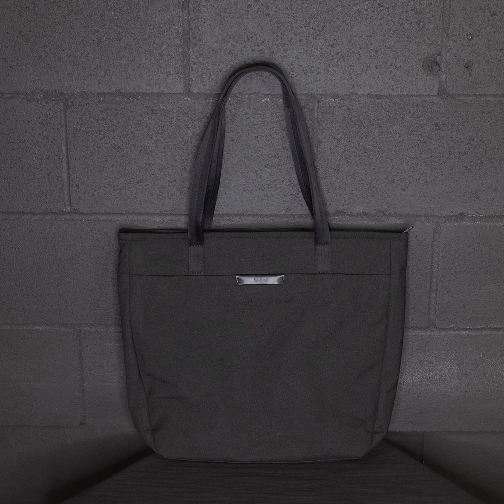 Bellroy - Tokyo Tote Black - Foundry Mens Goods