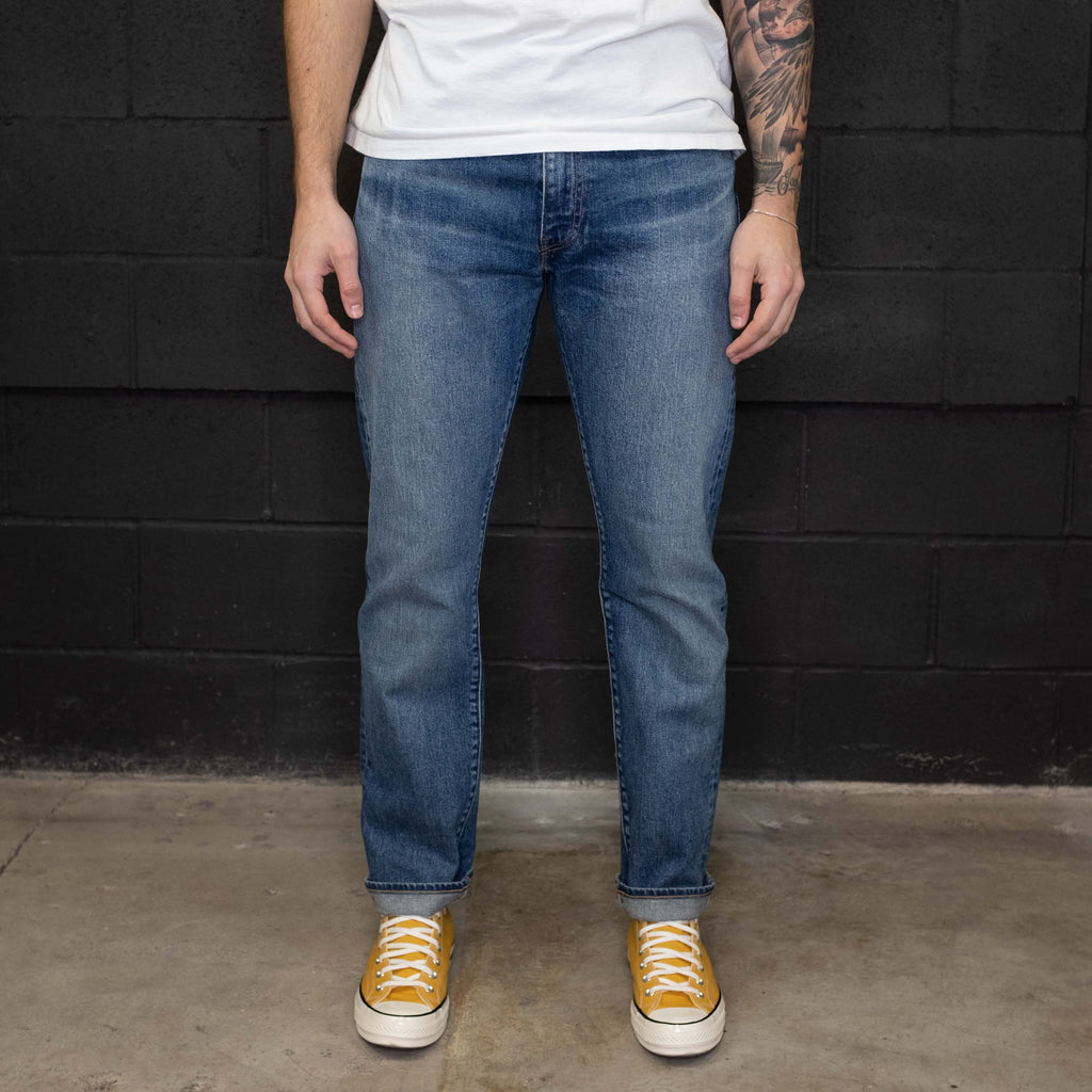 Levi's Made and Crafted - 511 Slim Fit Japanese Selvedge - Foundry Mens Goods