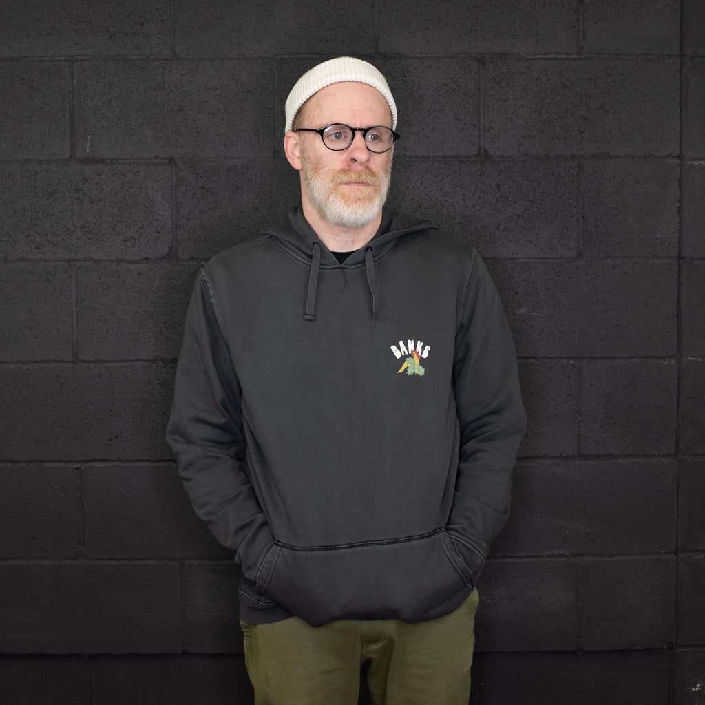 Banks Journal - Club Graphic Fleece Hoodie - Foundry Mens Goods