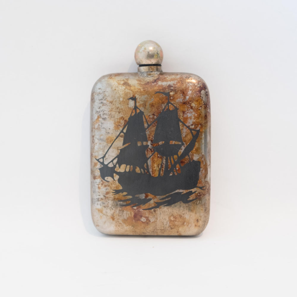 Sneerwell Frigate Noble Flask - Foundry Mens Goods
