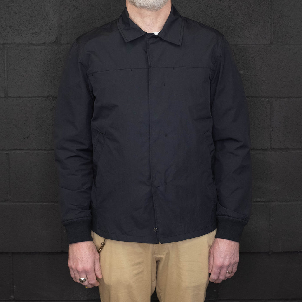 Life After Denim - Coach Jacket Black - Foundry Mens Goods