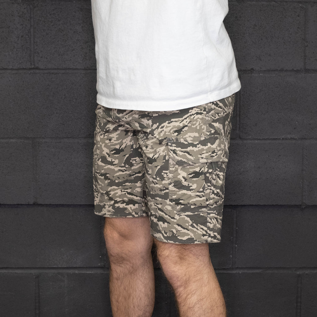 Brixton - Transport 20 Cargo Short Digi Camo - Foundry Mens Goods