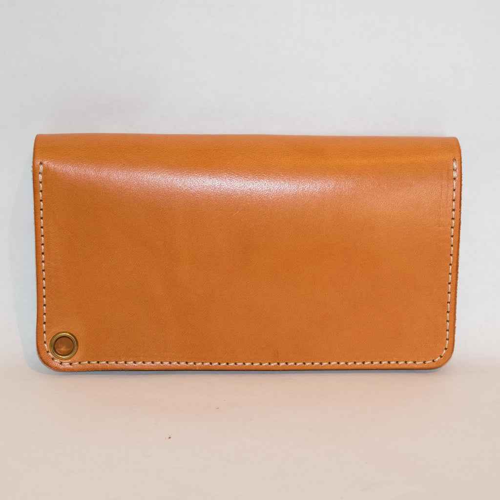 Red Wing Trucker Wallet London Tan - Foundry Mens Goods