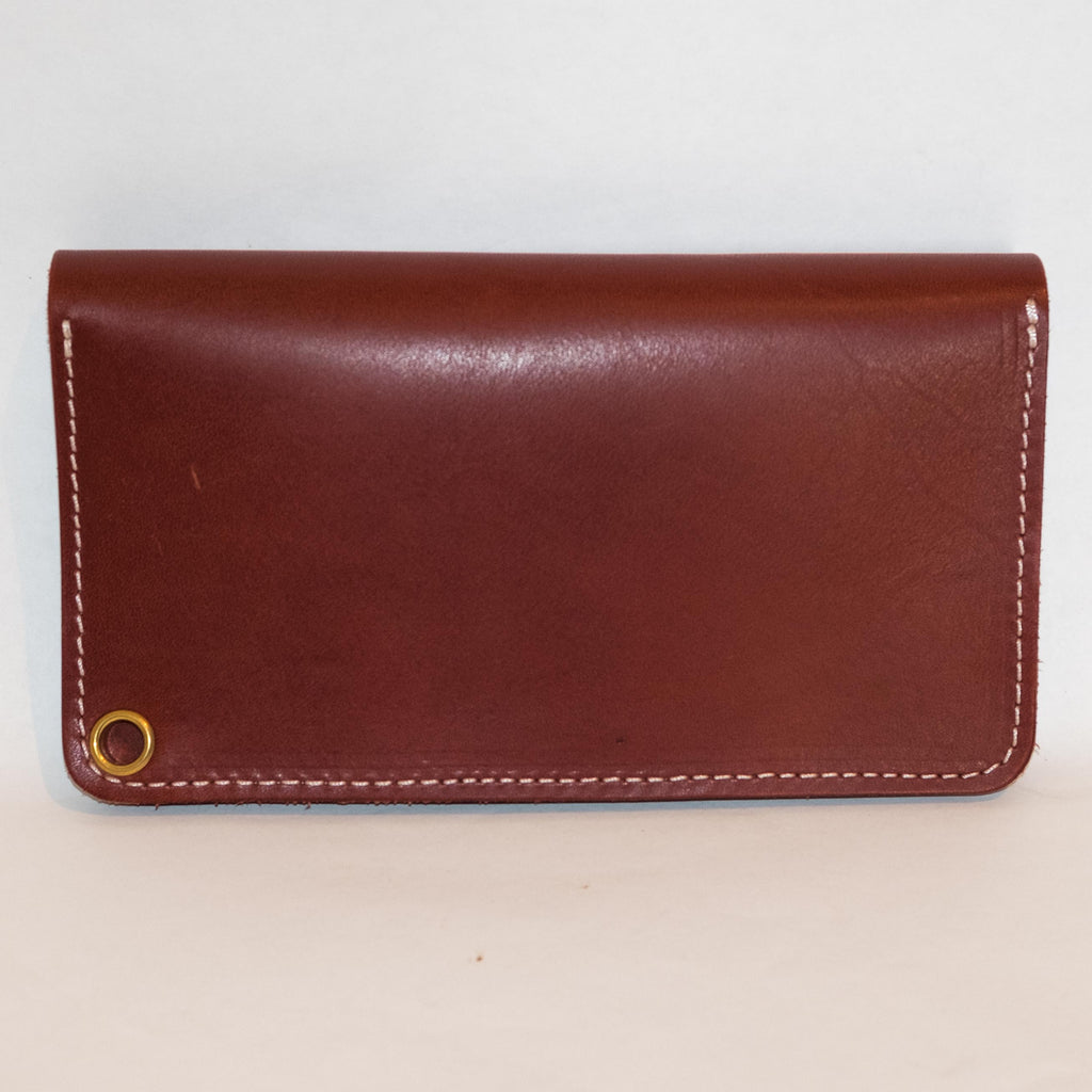 Red Wing Trucker Wallet Oro Russet - Foundry Mens Goods