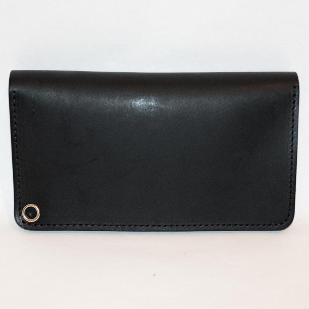 Red Wing Heritage - Trucker Wallet Black Frontier - Foundry Mens Goods
