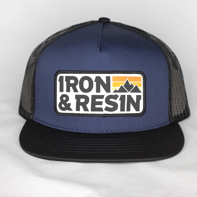 Iron and Resin - Summit Hat - Foundry Mens Goods