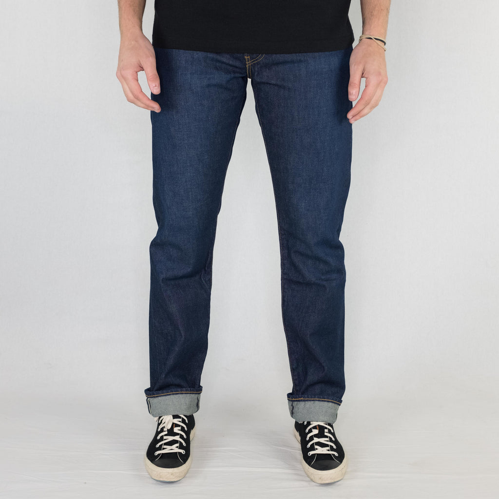 Levi's - 511 Slim Selvedge Cone Mills Pre-Wash - Foundry Mens Goods