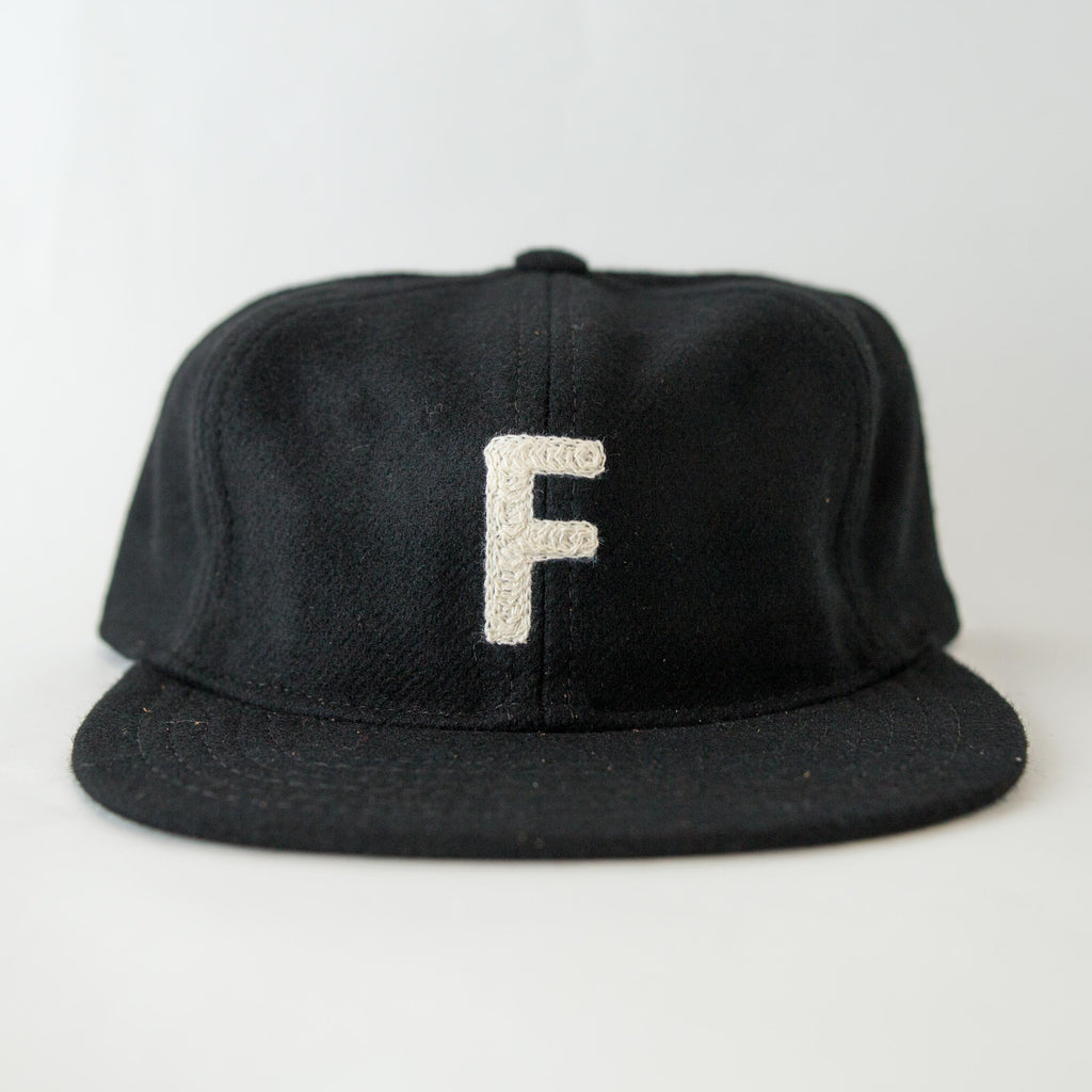 Foundry x Knickerbocker Mfg Hat Black - Foundry Mens Goods