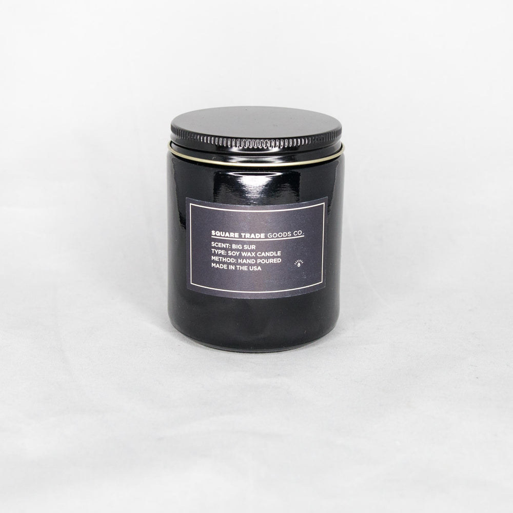 Square Trade Goods Co. - Big Sur Candle (8 oz.)