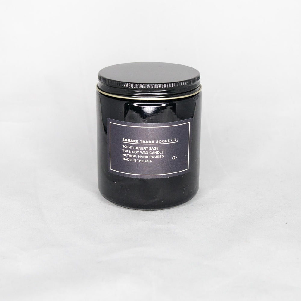 Square Trade Goods Co. - Desert Sage Candle (8 oz.)