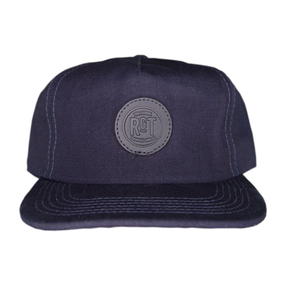 Rogue Territory - 5-Panel Hat ISC - Foundry Mens Goods