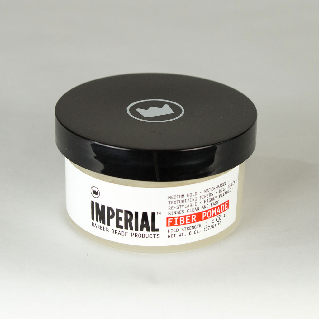 Imperial Barber Grade Products - Fiber Pomade - Foundry Mens Goods
