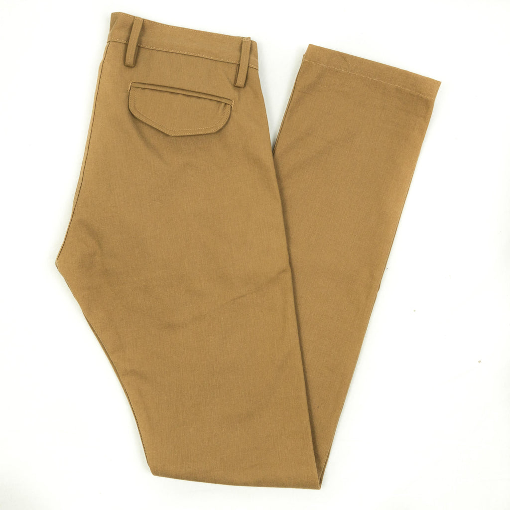 Rogue Territory - Officer Trousers Copper Canvas - Foundry Mens Goods