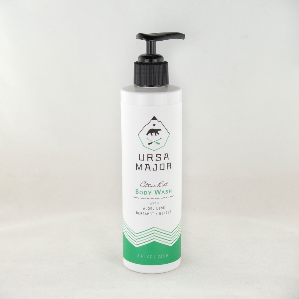 Ursa Major Body Wash - Foundry Mens Goods