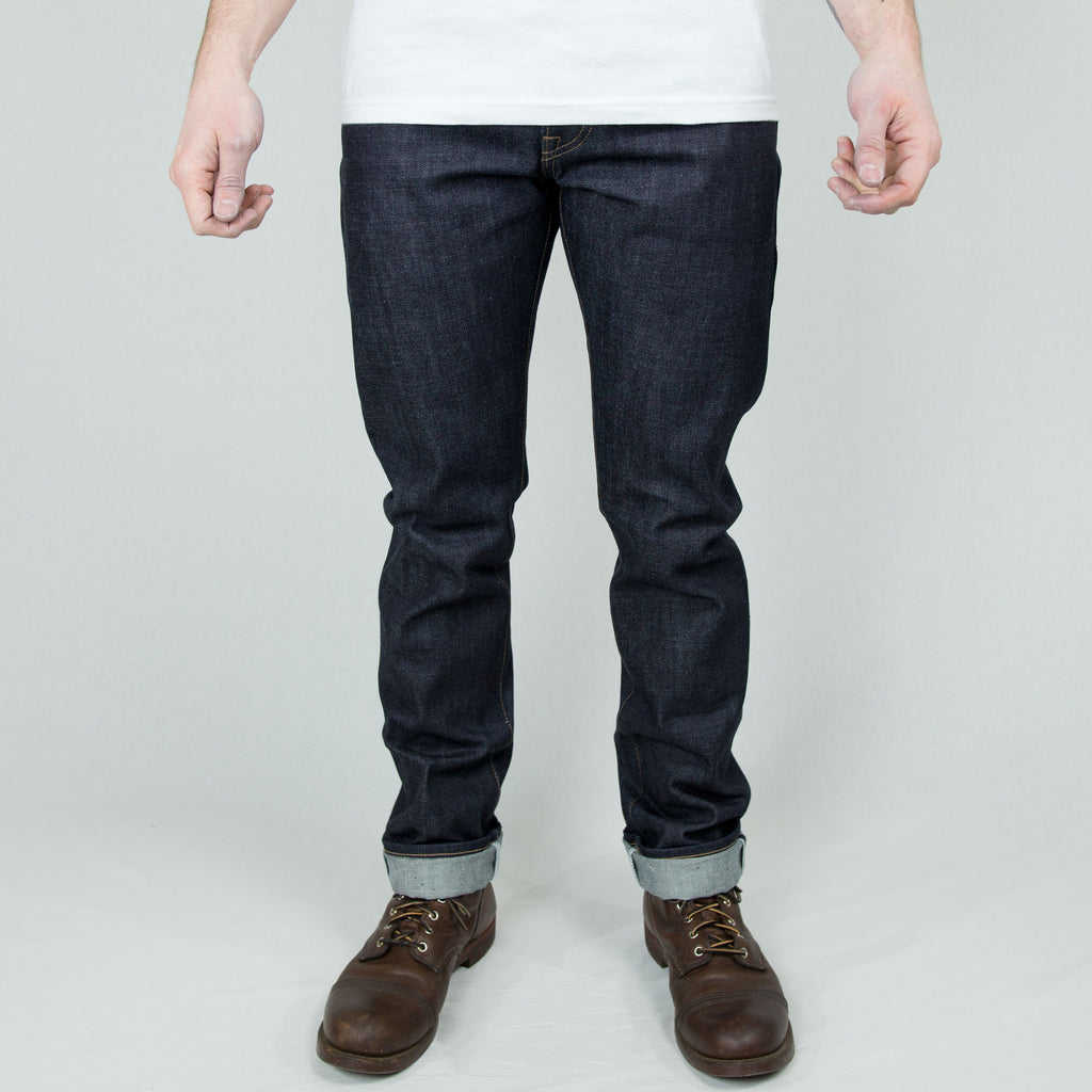Rogue Territory - SK 15.25oz Raw Selvedge Denim - Foundry Mens Goods