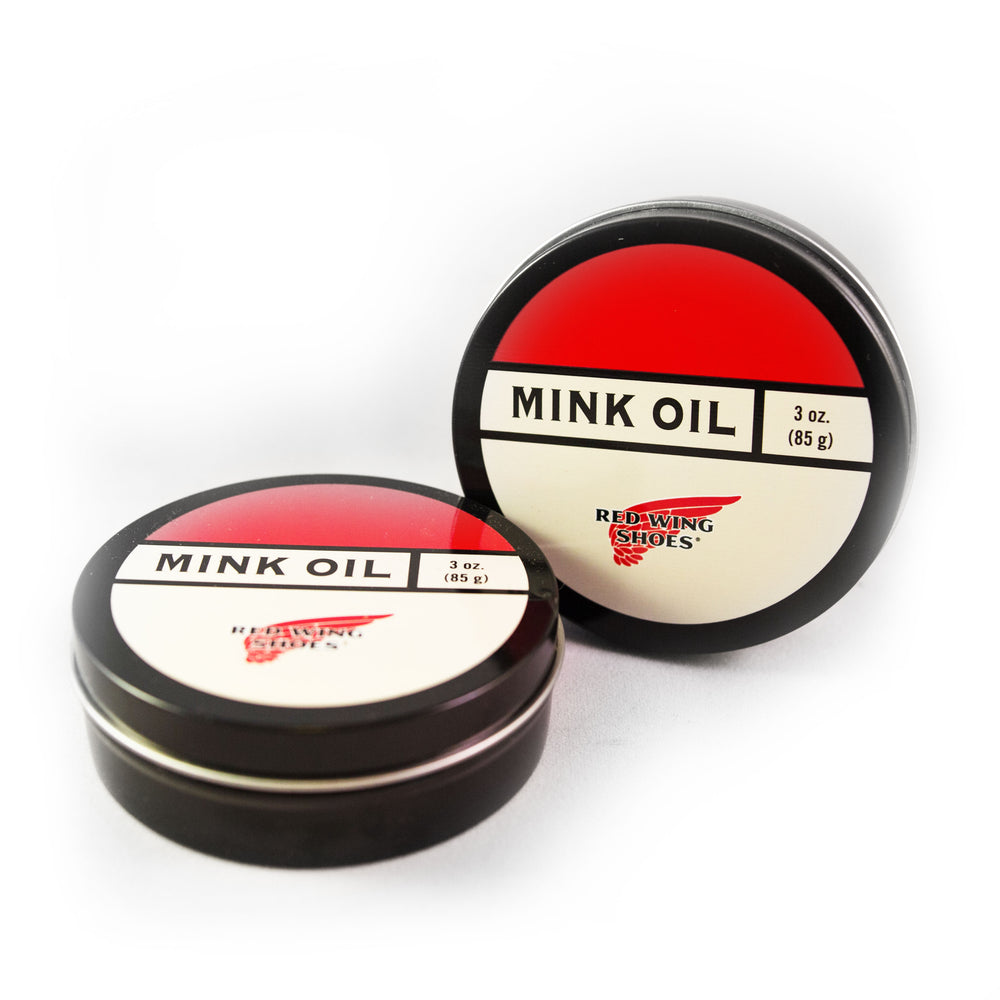 Red Wing Mink Oil - Foundry Mens Goods