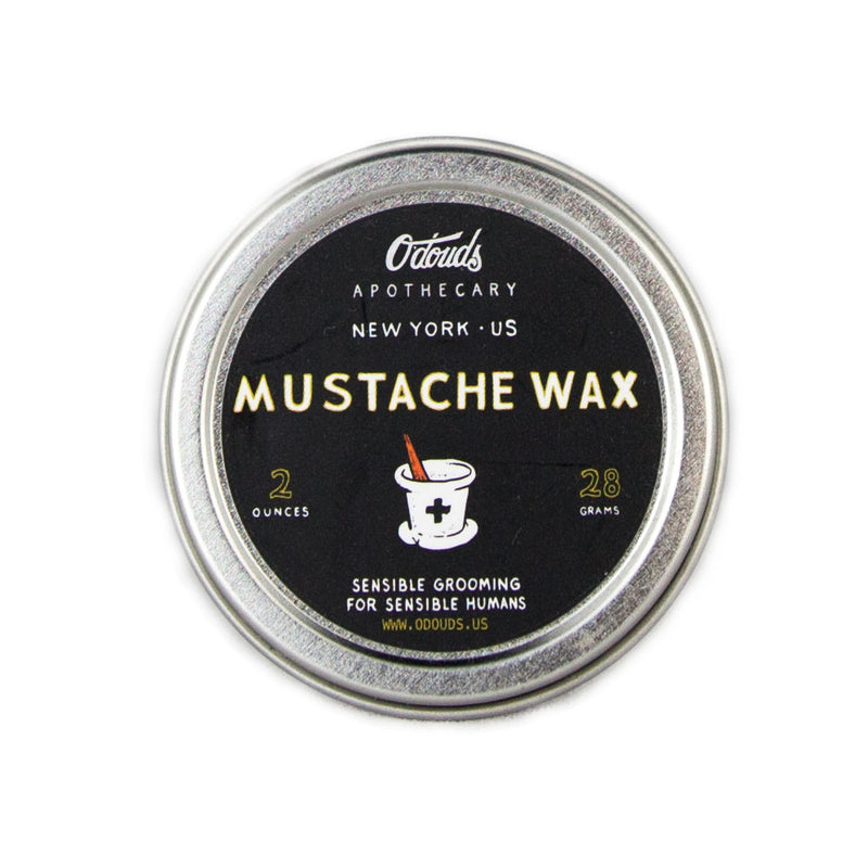 O'Douds Mustache Wax - Foundry Mens Goods