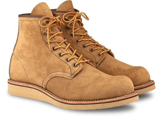 "Red Wing Heritage - 2953 Rover 6"" Boot Hawthorne Muleskinner Leather"