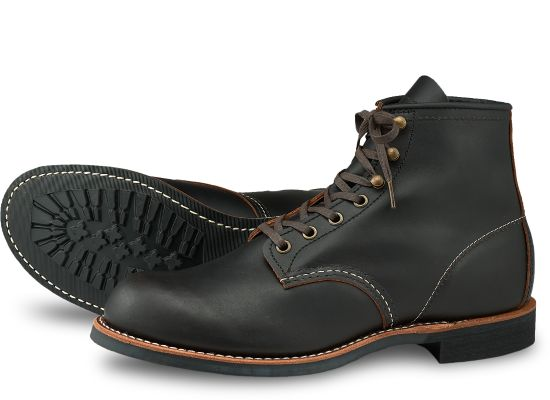 Red Wing Heritage - 3345 Blacksmith Boot Black Prairie Leather