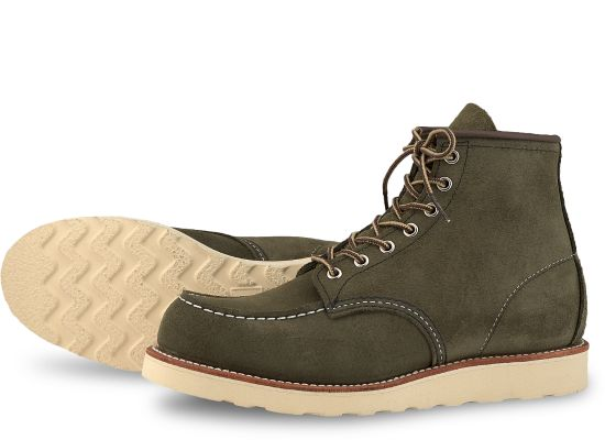 Red Wing Heritage - 8857 Moc Toe 6