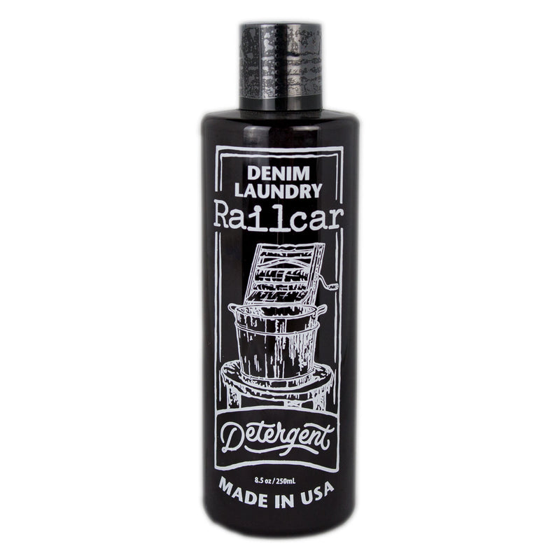 Railcar - Denim Laundry Detergent - Foundry Mens Goods