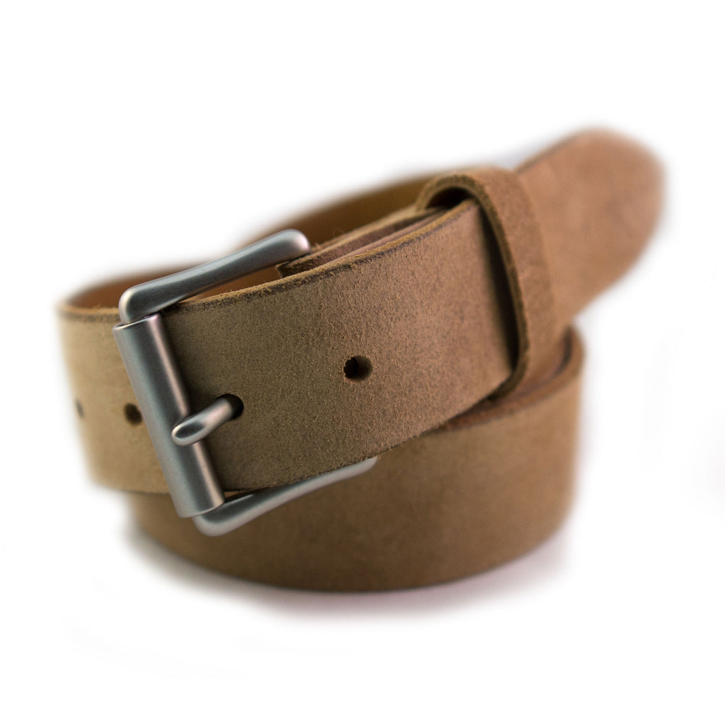 Red Wing Heritage - 96518 Hawthorne Muleskinner Leather Belt - Foundry Mens Goods