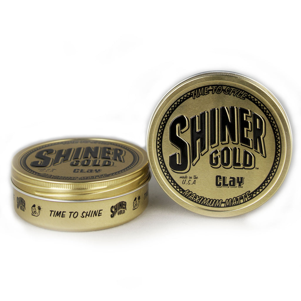 Shiner Gold Clay - Foundry Mens Goods