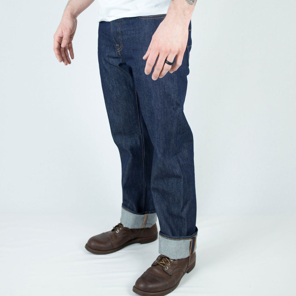 "Tellason ""Stock"" Straight Leg - Foundry Mens Goods"