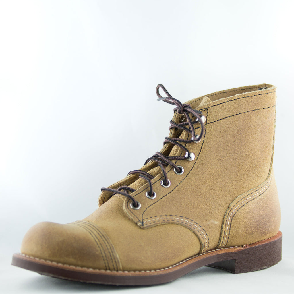 "Red Wing Heritage - 8083 Iron Ranger 6"" Boot Hawthorne Muleskinner - Foundry Mens Goods"