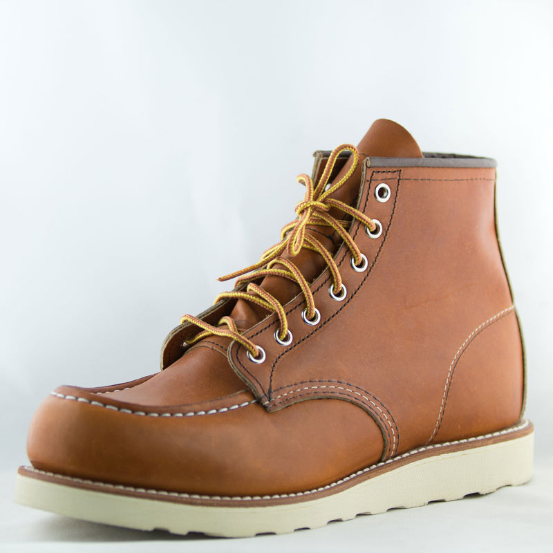 Red Wing Heritage Moc Toe #875 - Foundry Mens Goods