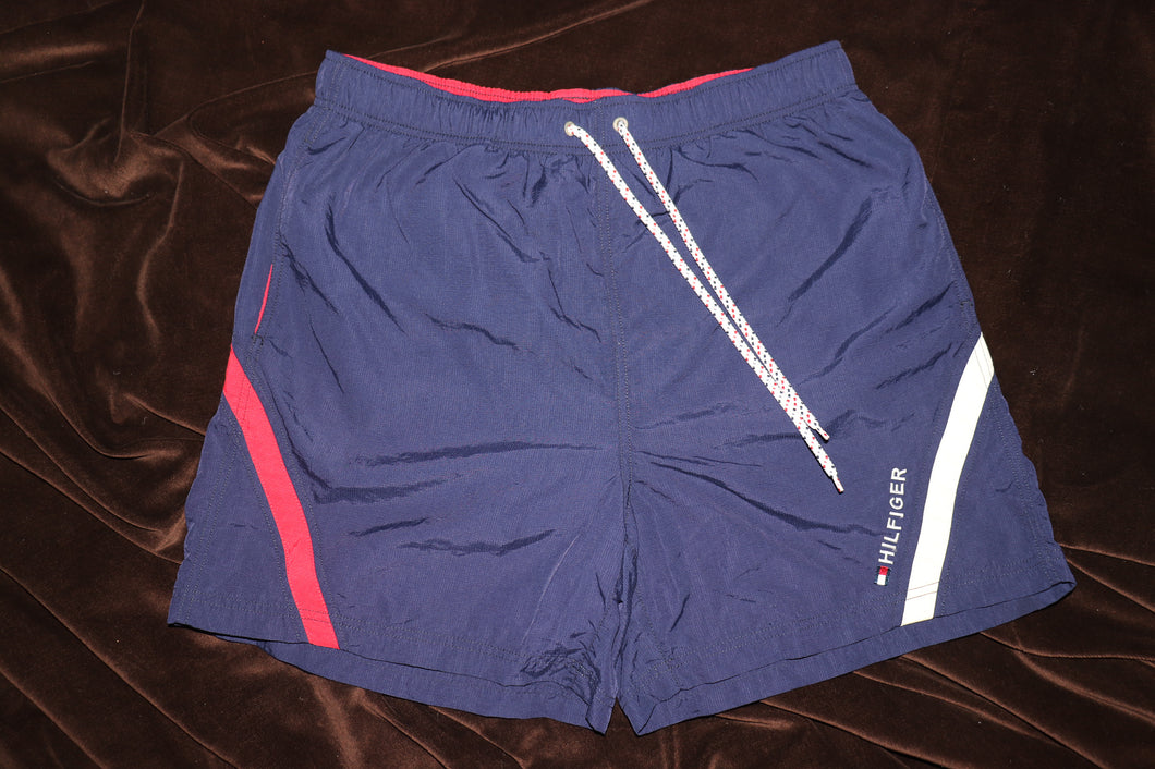 NAVY TOMMY TRUNKS