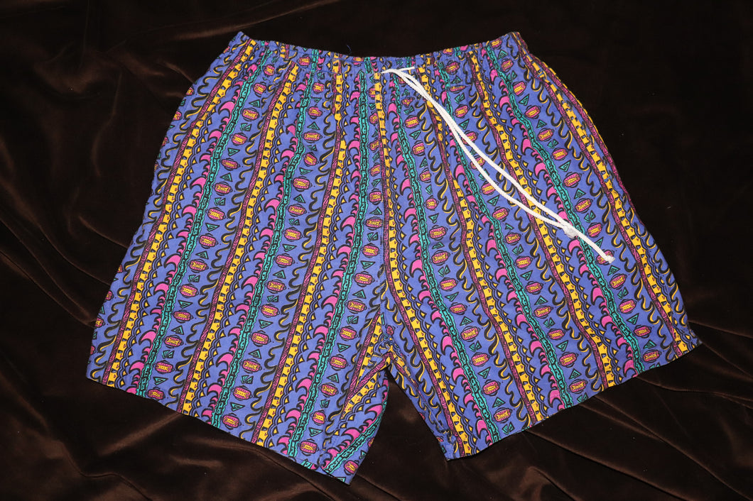 SURFER PRINT TRUNKS